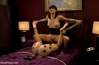 Intimate Dinner for Two Turns into a Stimulating Night of Revenge for Hot MILF Roxanne Hall! cover