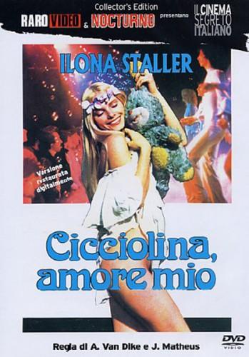 Cicciolina, amore mio (Amasi Damiani) (1979) cover