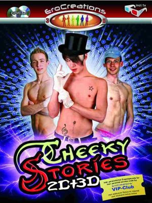Cheeky Stories vol.3D cover