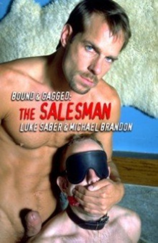 Bound and Gagged - The Salesman cover