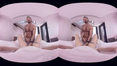 VirtualRealGay VR180 - My Bricklayer (Martin Mazza; Josh Milk POV) cover