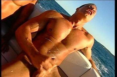 [Pacific Sun Entertainment]  Two Steamy Hot Guys On a Motherfuckin' Boat! cover