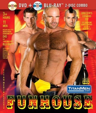 TitanMen - FunHouse cover