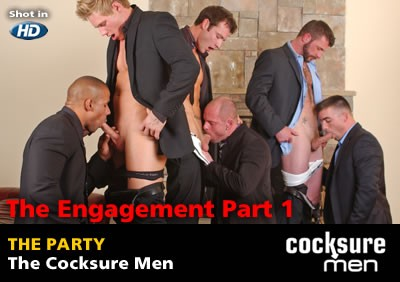 The Engagement Part 1 – The Party