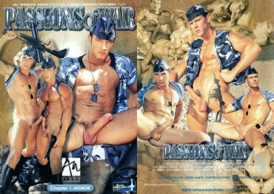 Passions of War1 cover