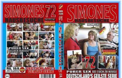 Simones Hausbesuche #72 cover
