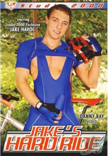 Jake's Hard Ride cover