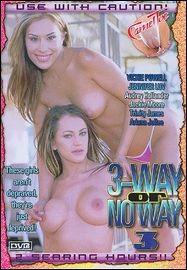 3 Way or no way vol3 cover
