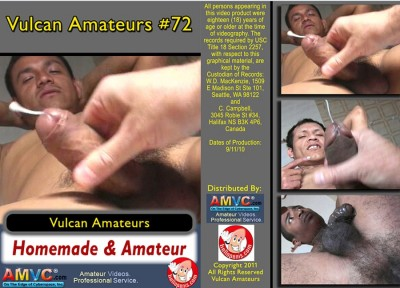 Vulcan Amateurs 72 (none available, Vulcan Amateurs)