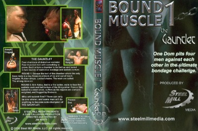 Bound Muscle vol.1 The Gauntlet