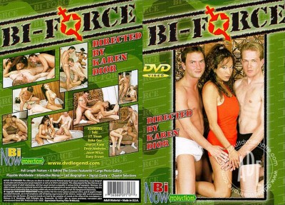 Bi-Force (2000) cover