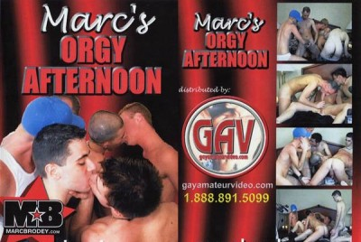 Marcs Orgy Afternoon  ( Marc Brodey Media ) cover