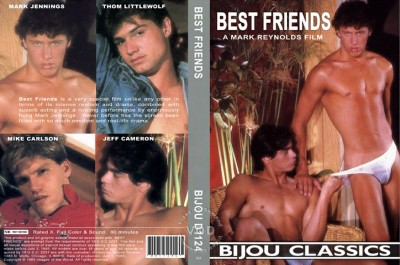Best Friends 1 cover