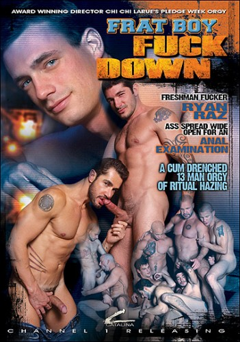 Channel 1 Releasing - Frat Boy Fuck Down cover
