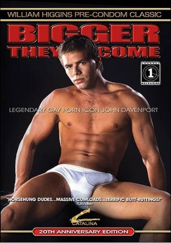Bigger They Come (1986) cover
