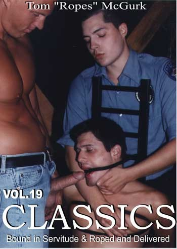 Bound in Servitude/Roped and Delivered cover