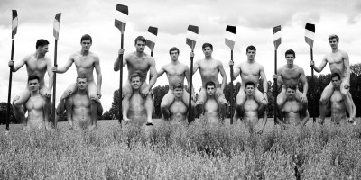 The Warwick Rowers - The Making of the 2015 Calendar