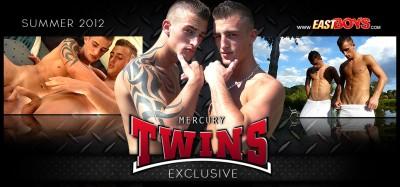 Twins mercury The Desert