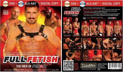 Full Fetish: The Men of Recon (2011) DVDRip cover