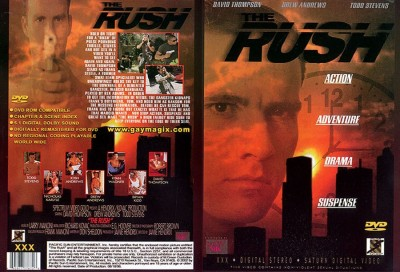 The Rush (1995) DVDRip cover