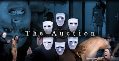 The Auction cover