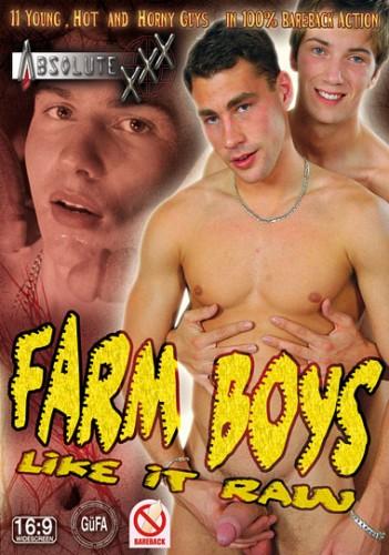 Farm Boys Like It Raw cover