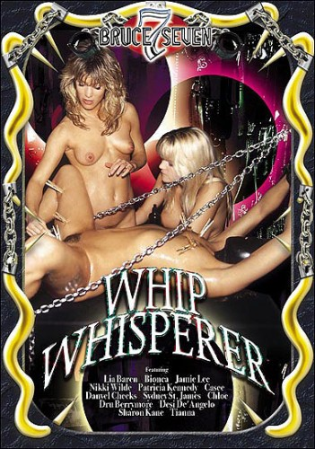 The Whip Whisperer cover