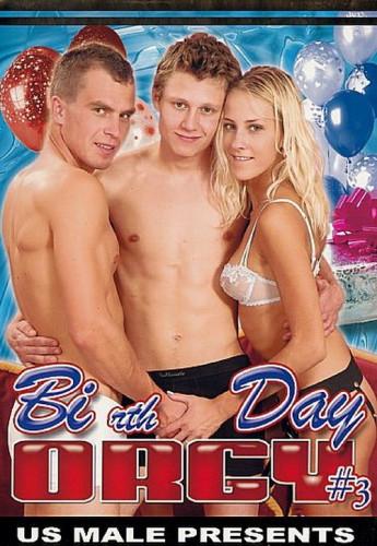 Happy Bi-Rth Day Orgy Vol. 3 cover