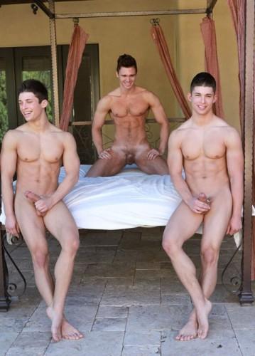 Ajay, Jayden and Micky