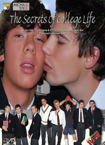 The Secrets Of College Life cover