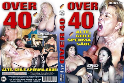 Over 40 cover