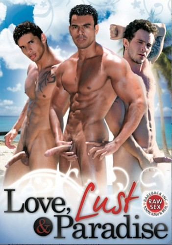 Love, Lust And Paradise cover
