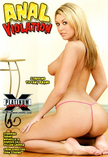 Anal Violation (2005) cover