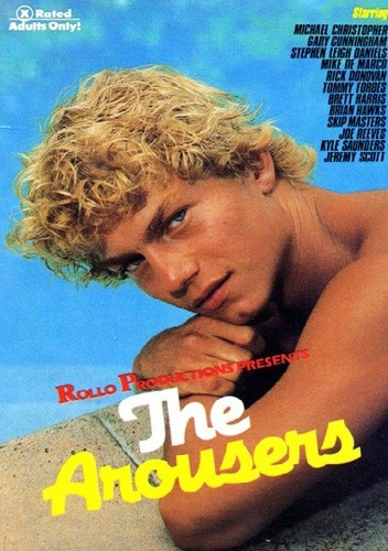 The Arousers  (1984) cover