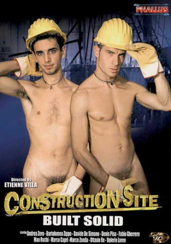 Construction site vol1 cover