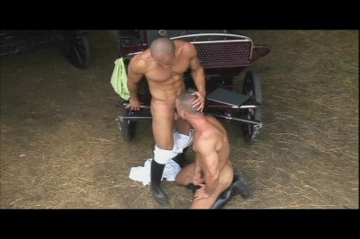 [Pacific Sun Entertainment]  Muscle Man Sex Is Funny As Lesbians