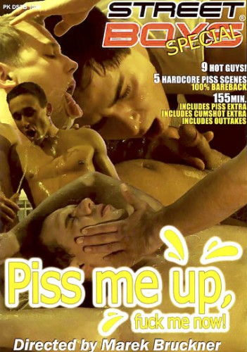 Street Boys – Piss Me Up, Fuck Me Now! (2009)