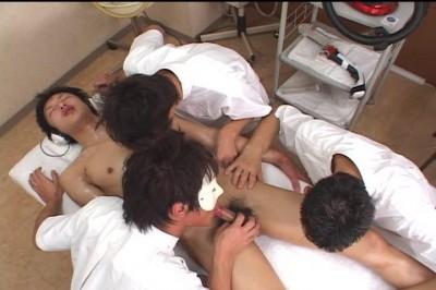 Erotic Ninja 5 - Japanese Massage cover
