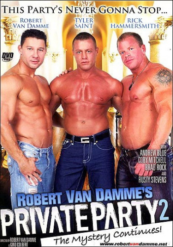 Robert Van Damme - Private Party 2 The Mystery Continues