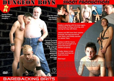 Dungeon Boys  ( apreder ) cover