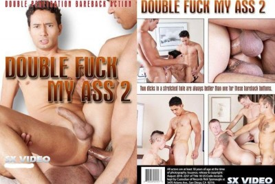 Double Fuck My Ass 2 cover