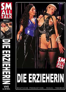 [Small Talk] Die erzieherin Scene #1 cover