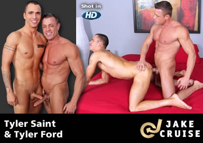 Tyler Saint and Tyler Ford