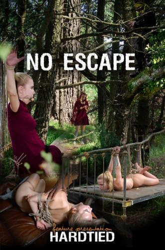 Hardtied - Nov 04, 2015 - No Escape - Alina West - Matt Williams - Jack Hammer