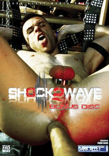 Dark Alley Media ShockWave 2 Hardcore Bonus Disc