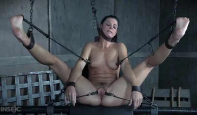 Amateur Slut In Rough Bondage