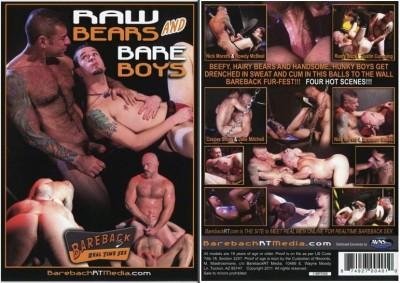 Raw Bears & Bare Boys - Nick Moretti, Justin Cumming, Casper Sloan