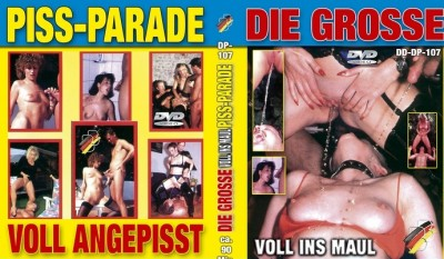 Voll Ins Maul Die Grosse Piss-Parade cover