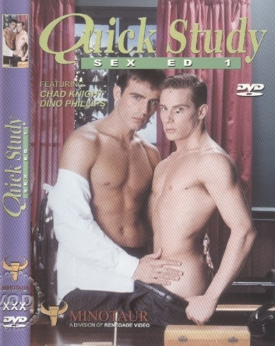 ThreeWay Quick Study Sex Ed (1995) - Chad Knight, Dino Phillips, Chad Conners
