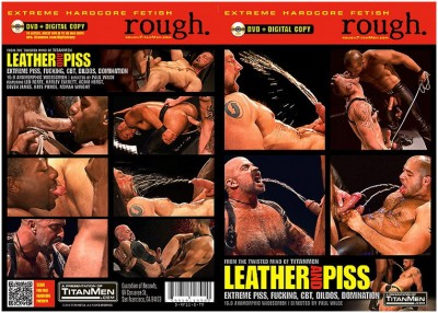 Leather and Piss (2012) DVDRip cover